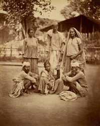 Unidentified group, Eastern Bengal. 46